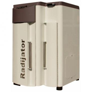 Твердотопливный котел Radijator Compact 20 20 кВт одноконтурный