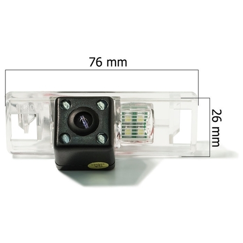 Камера заднего вида AVEL AVS112CPR/063