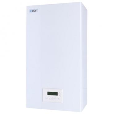 Электрический котел STOUT SEB-0001-000021 21 кВт одноконтурный