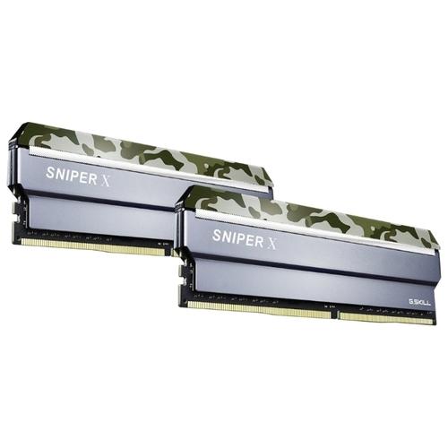 Оперативная память 16 ГБ 2 шт. G.SKILL F4-3200C16D-32GSXFB