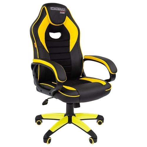 Компьютерное кресло Chairman GAME 16 игровое