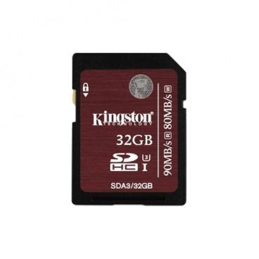 Карта памяти Kingston SDA3/32GB