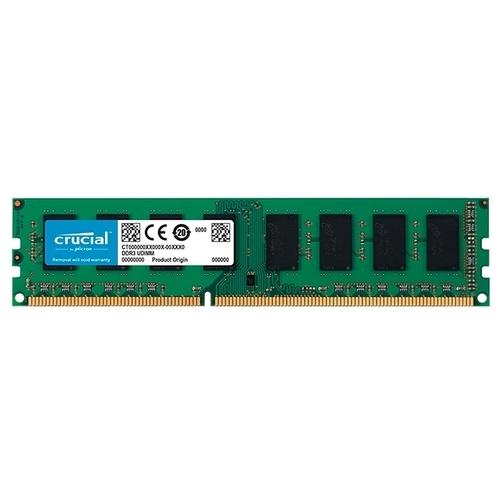 Оперативная память 8 ГБ 1 шт. Crucial CT102464BD160B