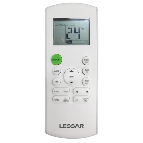 Настенная сплит-система Lessar LS-H09KPA2 / LU-H09KPA2