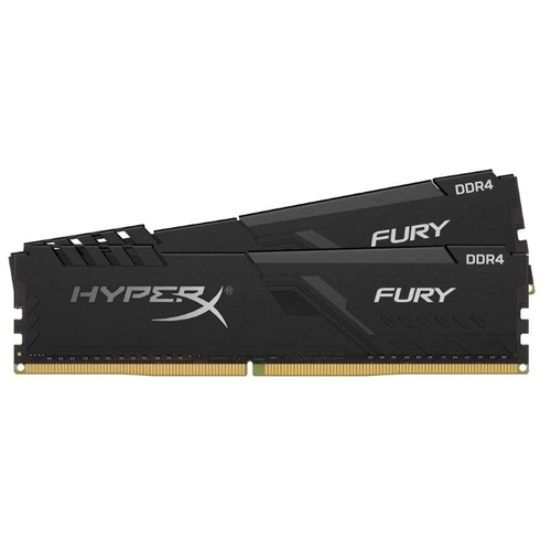 Оперативная память 16 ГБ 2 шт. HyperX HX434C16FB3K2/32
