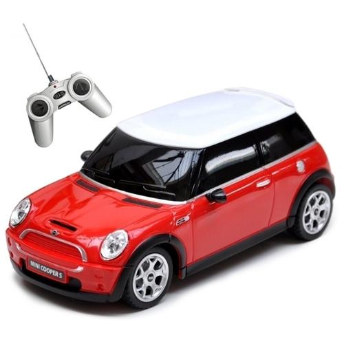 Легковой автомобиль Rastar Minicooper S (20900) 1:18