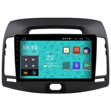 Автомагнитола Parafar IPS Hyundai Elantra Old Android 6.0 (PF980Lite)