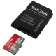 Карта памяти SanDisk Ultra microSDHC Class 10 UHS-I 48MB/s 16GB + SD adapter