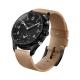 Часы Kronaby Apex (leather strap, PVD) 43mm