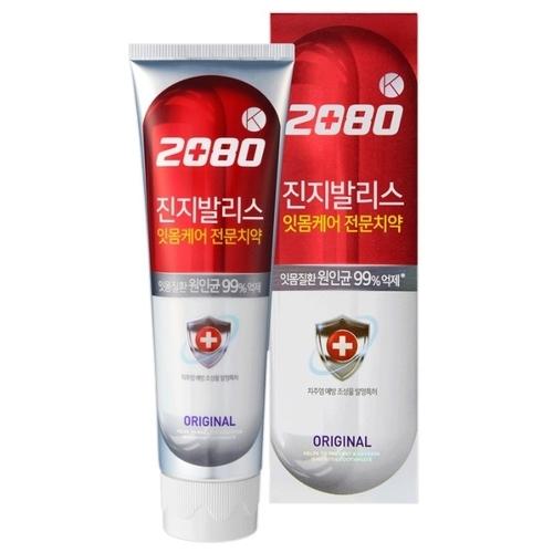 Зубная паста Dental Clinic 2080 K Original антибактериальная с мятой