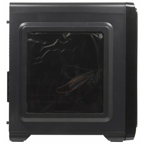 Компьютерный корпус ACCORD A-SMB w/o PSU Black