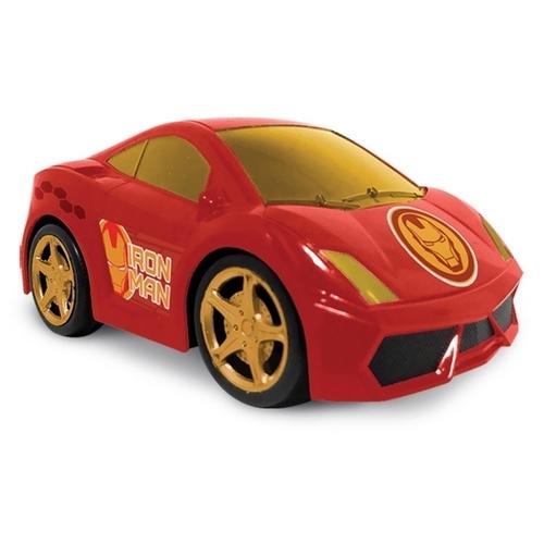 Легковой автомобиль Yellow Мстители (5072) 15 см