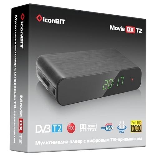 TV-тюнер iconBIT Movie DX T2