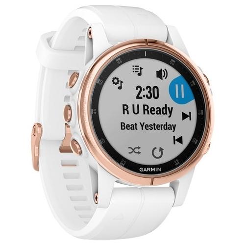 Часы Garmin Fenix 5S Plus Sapphire