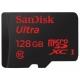 Карта памяти SanDisk Ultra microSDXC Class 10 UHS-I 30MB/s + SD adapter
