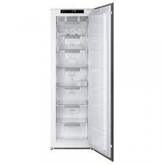 Встраиваемый морозильник smeg S7220FND2P1