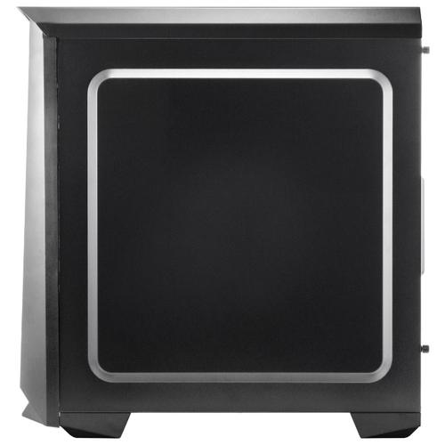Компьютерный корпус 3Cott Paladin III w/o PSU Black