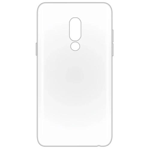 Чехол LuxCase TPU для Meizu 15 plus (прозрачный)