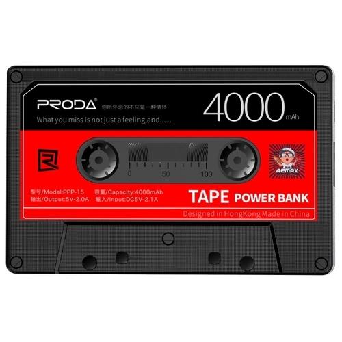Аккумулятор Remax Tape 4000 mah PPP-15