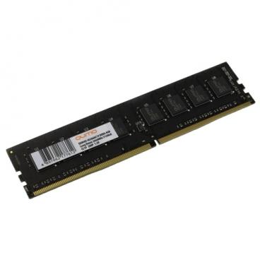 Оперативная память 4 ГБ 1 шт. Qumo QUM4U-4G2666C19