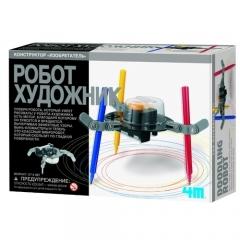 Набор 4M Робот-художник 00-03280