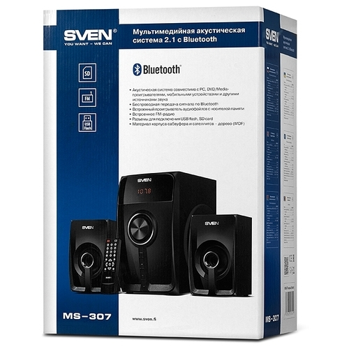 Компьютерная акустика SVEN MS-307