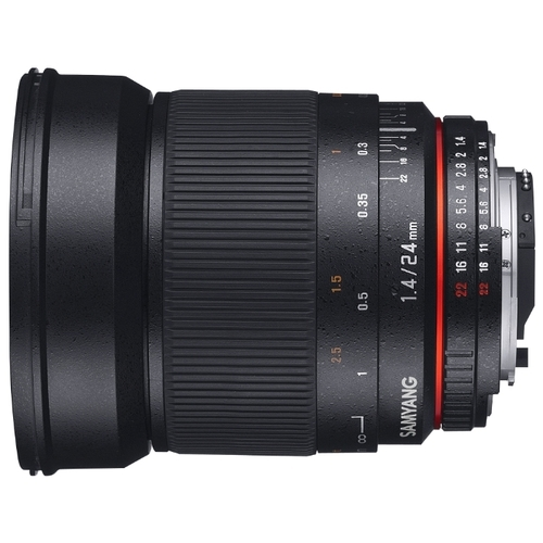 Объектив Samyang 24mm f/1.4 ED AS UMC Sony E