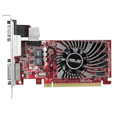 Видеокарта ASUS Radeon R7 240 730MHz PCI-E 3.0 2048MB 1800MHz 128 bit DVI HDMI HDCP