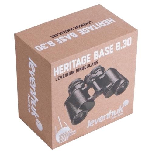 Бинокль LEVENHUK Heritage BASE 8x30
