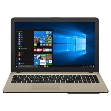 "Ноутбук ASUS X540MA (Intel Celeron N4000 1100 MHz/15.6""/1366x768/4GB/500GB HDD/DVD нет/Intel UHD Graphics 600/Wi-Fi/Bluetooth/Windows 10 Home)"