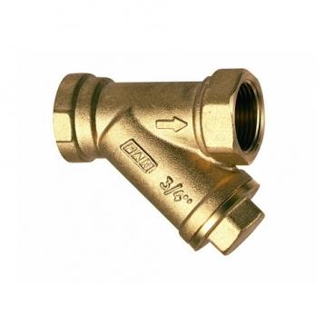 Фильтр механической очистки FAR FA 2390 34 муфтовый (ВР/ВР), латунь