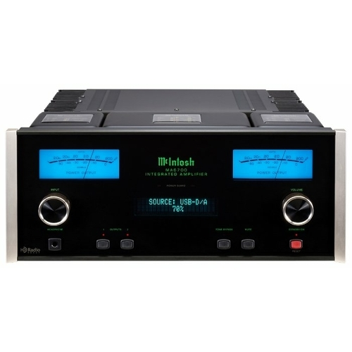 Интегральный усилитель McIntosh MA6700