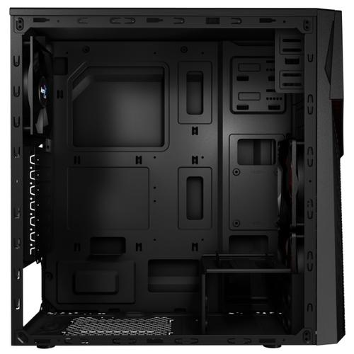 Компьютерный корпус AeroCool CyberX Advance Black