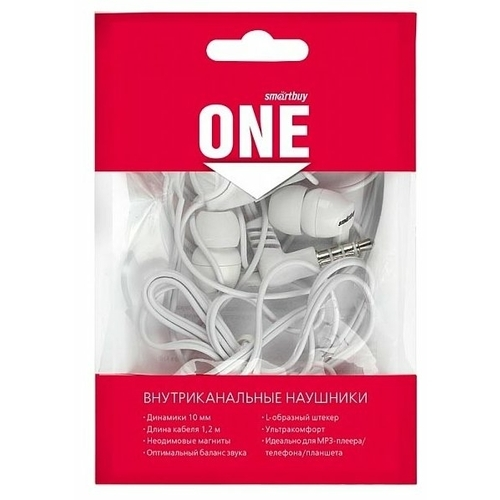 Наушники SmartBuy One (In-Ear)