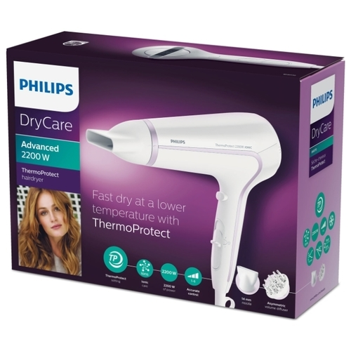Фен Philips BHD170 DryCare Advanced