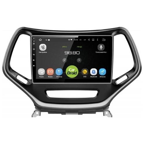 Автомагнитола ROXIMO CarDroid RD-2202F Jeep Cherokee (Android 8.0)