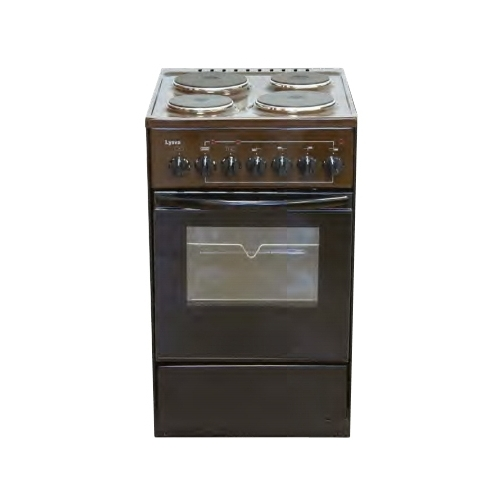 Плита Лысьва ЭП 4/1э03М2С коричневый