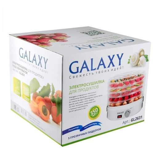 Сушилка Galaxy GL2631 (2018)