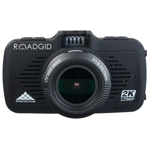 Видеорегистратор Roadgid X6 Bolid, GPS