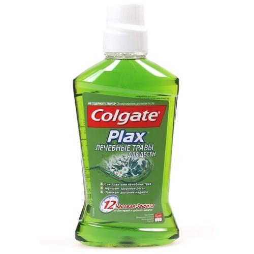 Colgate PLAX Лечебные Травы для десен ополаскиватель полости рта