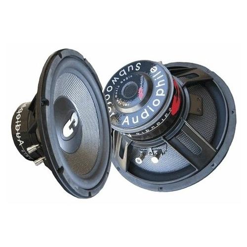 Автомобильный сабвуфер CDT Audio HD 1200CF