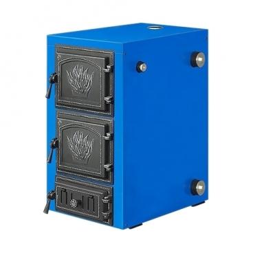 Твердотопливный котел Везувий Олимп-30 30 кВт одноконтурный