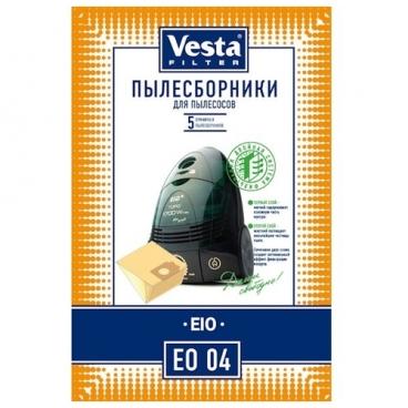 Vesta filter Бумажные пылесборники EO 04