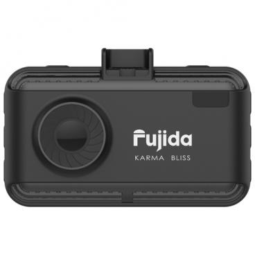 Видеорегистратор с радар-детектором Fujida Karma Bliss WiFi, GPS, ГЛОНАСС
