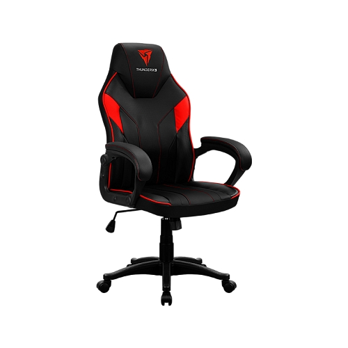 Компьютерное кресло ThunderX3 Кресло компьютерное ThunderX3 EC1 Black-Red AIR игровое