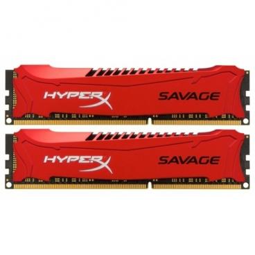 Оперативная память 8 ГБ 2 шт. HyperX HX316C9SRK2/16