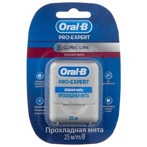 Oral-B зубная нить Pro-Expert Clinic Line
