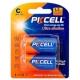 Батарейка PKCELL Ultra Digital Alkaline C/LR14