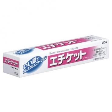 Зубная паста Lion Etiquette (в коробке)