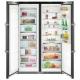 Холодильник Liebherr SBSbs 8673 Premium BioFresh NoFrost